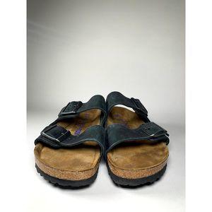 Arizona Soft Footbed Oiled Nubuck Leather - Sz 9
